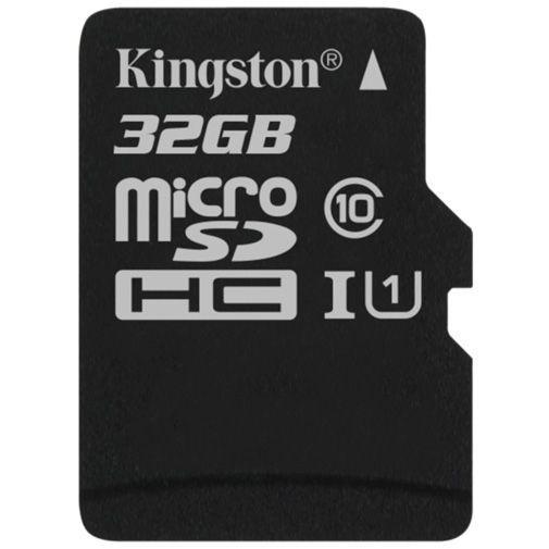 Produktimage des Kingston Canvas Select microSDHC 32GB