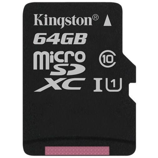 Produktimage des Kingston Canvas Select microSDXC 64GB