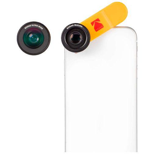 Productafbeelding van de Kodak Smartphone 2-in-1 Lens Set