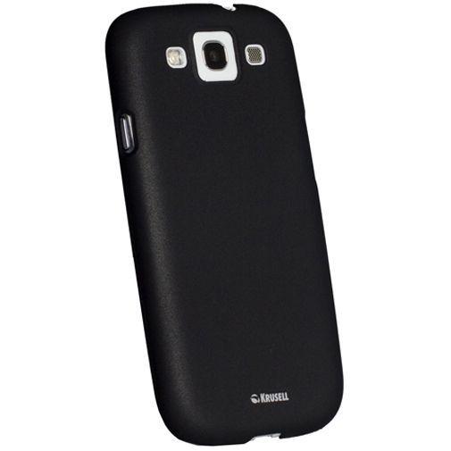 Productafbeelding van de Krusell Colorcover Samsung Galaxy S III Black