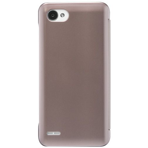 LG CleanUP Quick View Cover Rose Gold LG Q6 (Alpha)