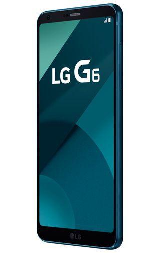 Productafbeelding van de LG G6 ThinQ Blue