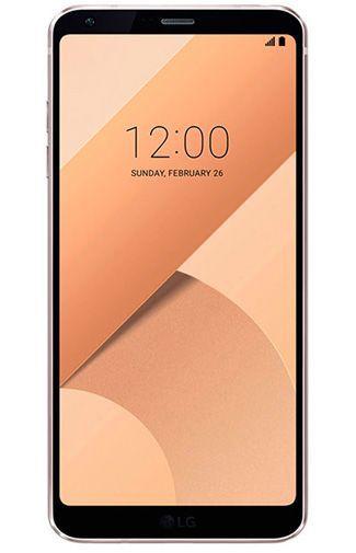 Productafbeelding van de LG G6 ThinQ Gold
