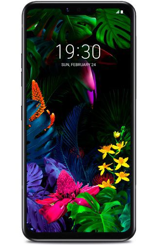 Produktimage des LG G8 ThinQ Schwarz