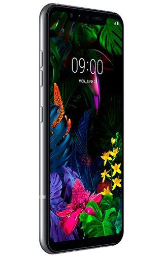 Productafbeelding van de LG G8s ThinQ White