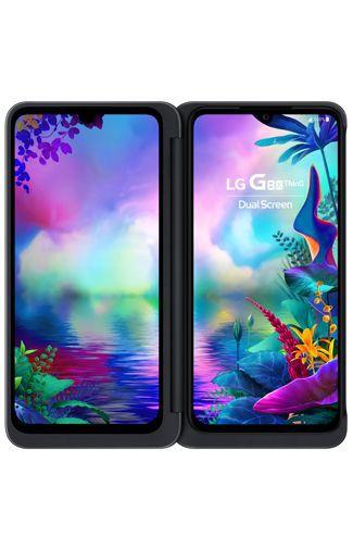 Produktimage des LG G8x ThinQ Schwarz