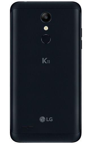 Productafbeelding van de LG K11 Dual Sim Black