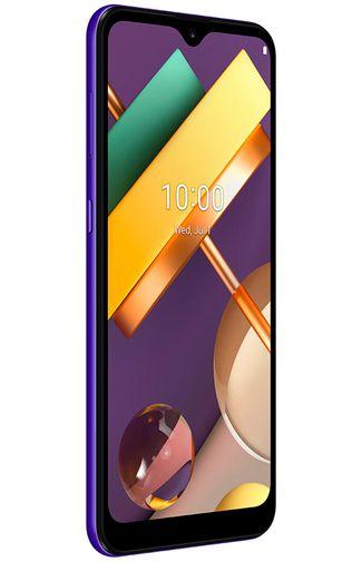 Productafbeelding van de LG K22 Blauw