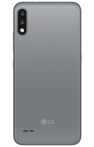 Produktimage des LG K22 Grau