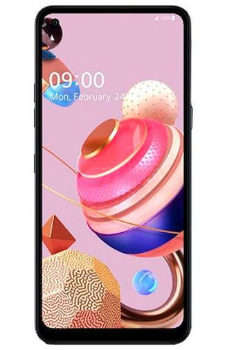 Product image of the LG K51S Grey
