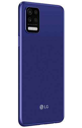 Productafbeelding van de LG K52 Blauw
