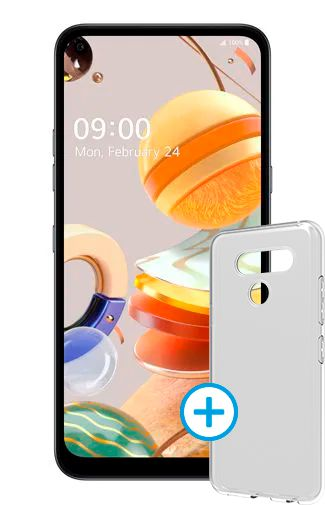 LG K61 Grey