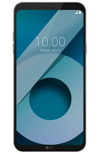 Productafbeelding van de LG Q6 Alpha Platinum