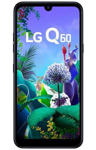 LG Q60 Black