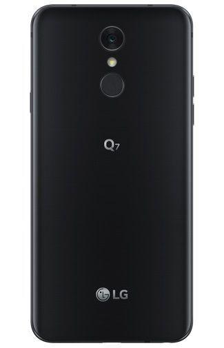 Productafbeelding van de LG Q7 Black