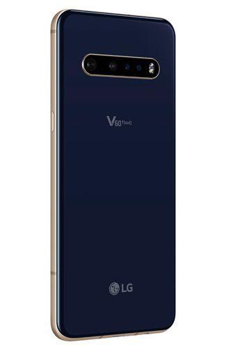 Productafbeelding van de LG V60 ThinQ Blue