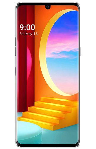 LG Velvet 4G Silver