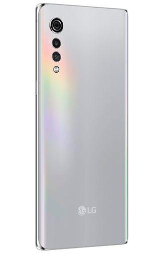 Produktimage des LG Velvet 4G Silber