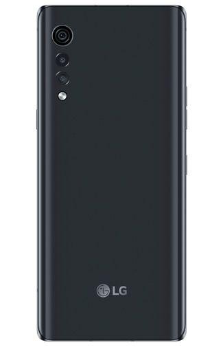 Product image of the LG Velvet 4G Black