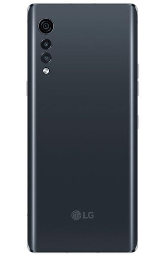 Produktimage des LG Velvet Grau