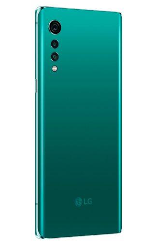 Productafbeelding van de LG Velvet Green
