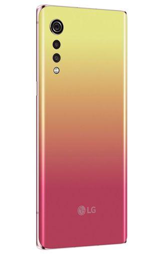 Productafbeelding van de LG Velvet Oranje