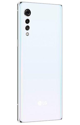 Produktimage des LG Velvet Weiß