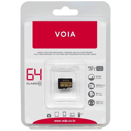 Productafbeelding van de LG VOIA microSDXC 64GB
