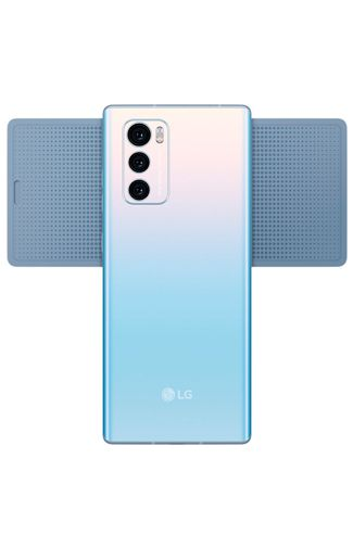 Productafbeelding van de LG Wing Blue