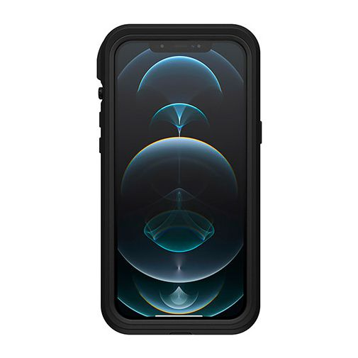 Productafbeelding van de Lifeproof Kunststof Full Body Case Zwart Apple iPhone 12 Pro Max