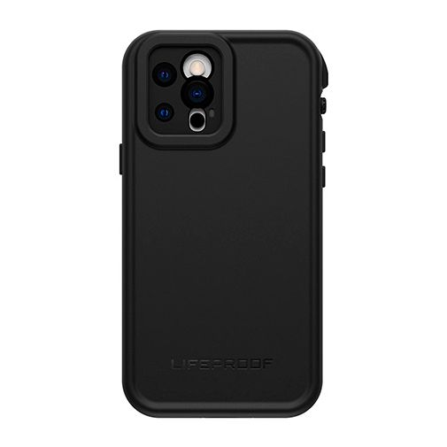 Productafbeelding van de Lifeproof Kunststof Full Body Case Zwart Apple iPhone 12 Pro