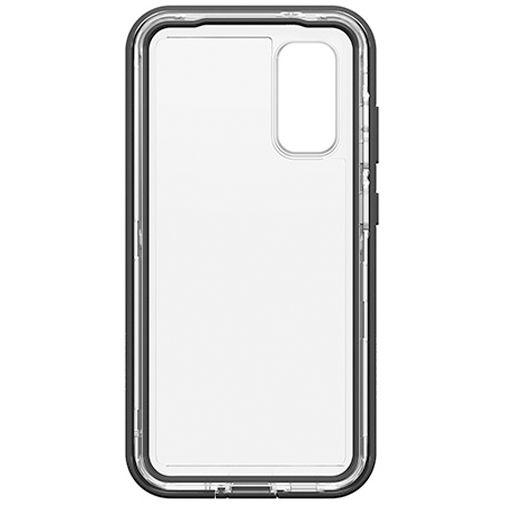 Produktimage des Lifeproof Next Schutzhülle Schwarz Crystal Samsung Galaxy S20