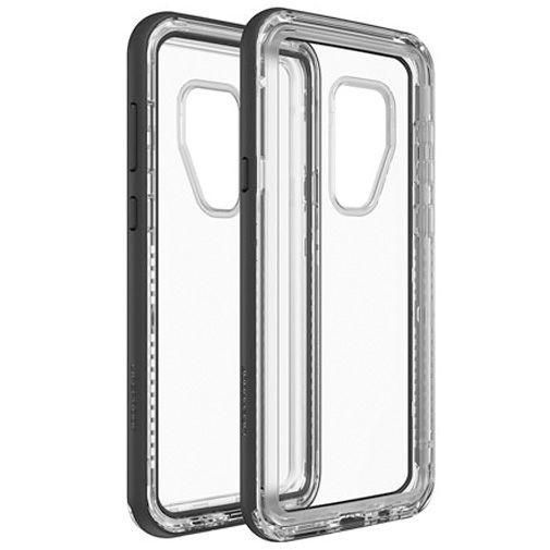Produktimage des Lifeproof Next Schutzhülle Schwarz Crystal Samsung Galaxy S9+