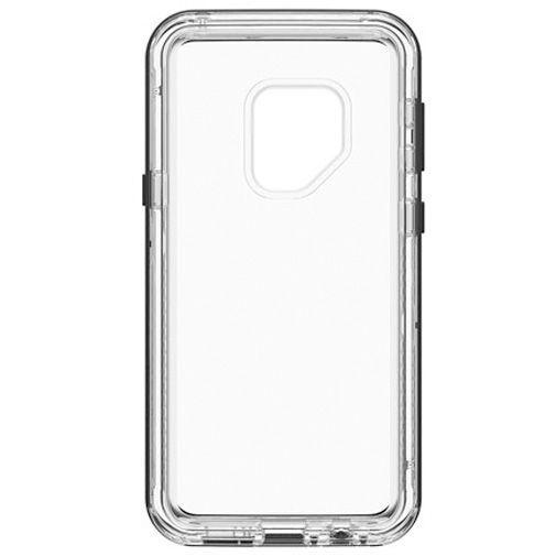 Productafbeelding van de Lifeproof Next Case Black Crystal Samsung Galaxy S9