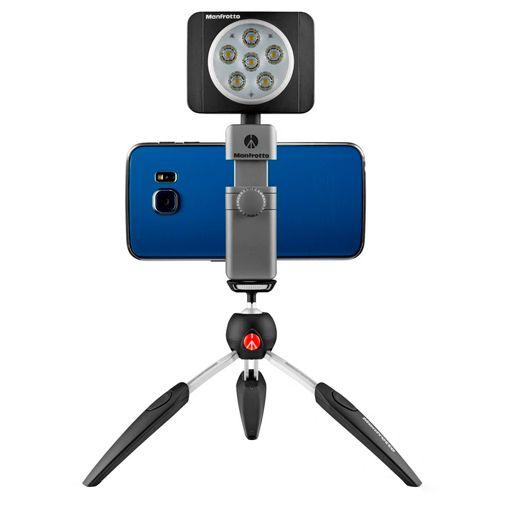 Productafbeelding van de Manfrotto TwistGrip Smartphone Klem