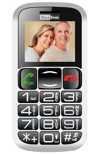 Product image of the Maxcom MM462 BB Black