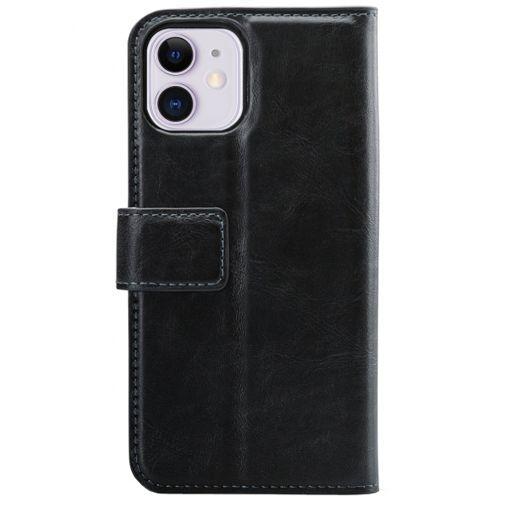 Productafbeelding van de Mobilize 2-in-1 Gelly Wallet Case Black Apple iPhone 11