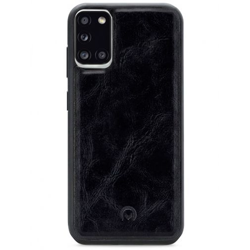 Productafbeelding van de Mobilize 2-in-1 Gelly Wallet Case Black Samsung Galaxy A31