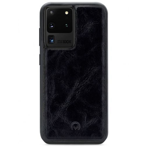 Productafbeelding van de Mobilize 2-in-1 Gelly Wallet Case Black Samsung Galaxy S20 Ultra