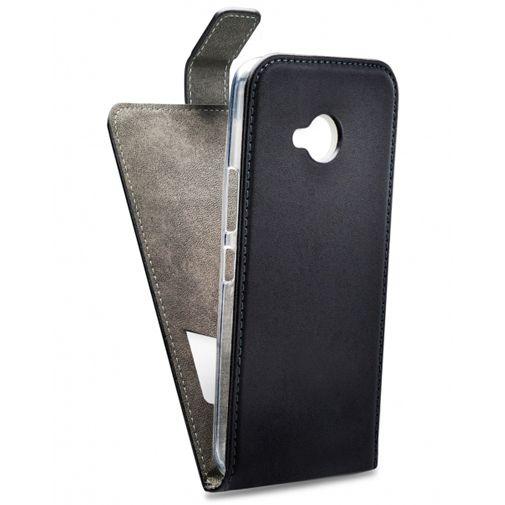 Productafbeelding van de Mobilize Classic Gelly Flip Case Black HTC U11 Life
