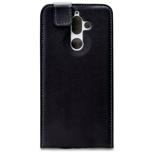 Productafbeelding van de Mobilize Classic Gelly Flip Case Black Nokia 7 Plus