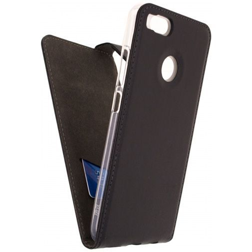 Mobilize Classic Gelly Flip Case Black Xiaomi Mi A1