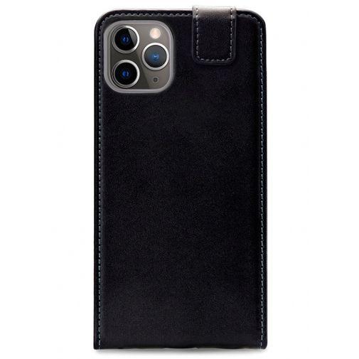 Productafbeelding van de Mobilize Classic Gelly Flip Case Black Apple iPhone 11 Pro Max