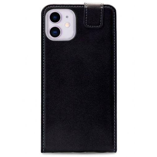 Productafbeelding van de Mobilize Classic Gelly Flip Case Black Apple iPhone 11
