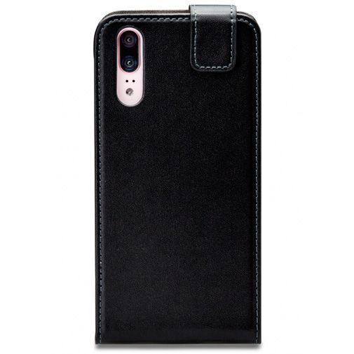Productafbeelding van de Mobilize Classic Gelly Flip Case Black Huawei P20