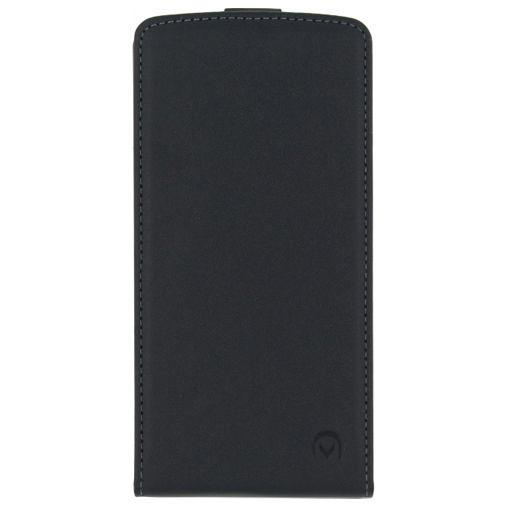Produktimage des Mobilize Classic Gelly Flip Case Schwarz Motorola Moto E5/G6 Play