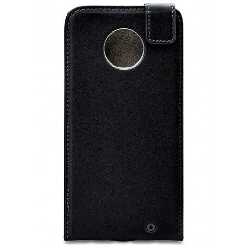 Produktimage des Mobilize Classic Gelly Flip Case Schwarz Motorola Moto G6 Plus