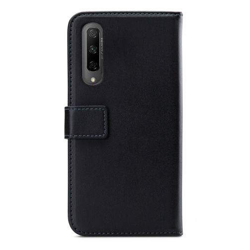 Productafbeelding van de Mobilize Classic Gelly Wallet Book Case Black Honor 9X Pro