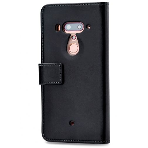 Produktimage des Mobilize Classic Gelly Wallet Book Case Schwarz HTC U12+
