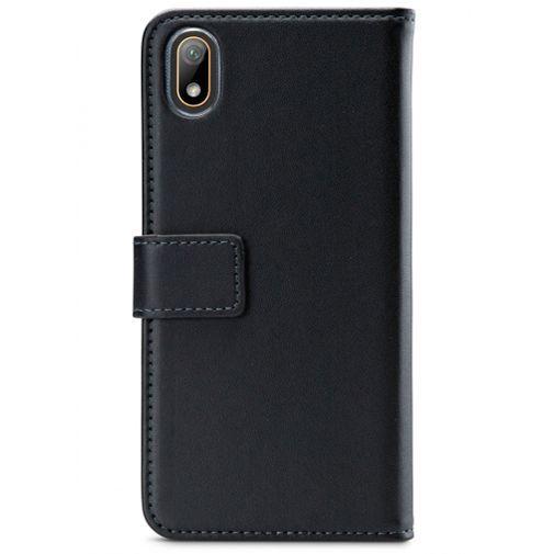 Productafbeelding van de Mobilize Classic Gelly Wallet Book Case Black Huawei Y5 (2019)